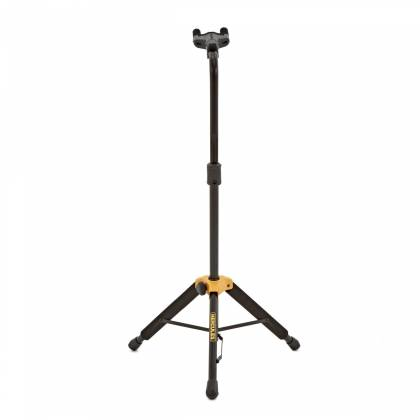 Hercules GS414B+ Plus Series Auto Grip System (AGS) Single Guitar Stand Product Image 2
