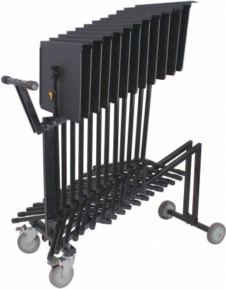 Hercules BS200B Symphony Music Stand with EZ Grip Product Image 4