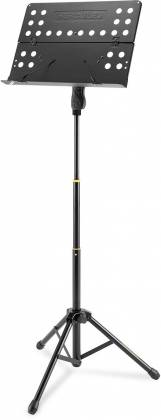 Hercules BS418B Orchestra Stand with Perforated Desk and Tripod Style Stand Product Image 2