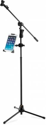 Hercules DG305B Tablet Holder Attachment for Mic and Music Stands dg-305-b Product Image 5
