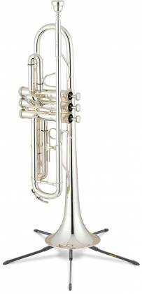 Hercules DS410B Travlite Trumpet Stand Product Image 3