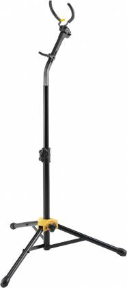 Hercules DS730B Tall Auto Grip System Alto/Tenor Saxophone Stand Product Image 2