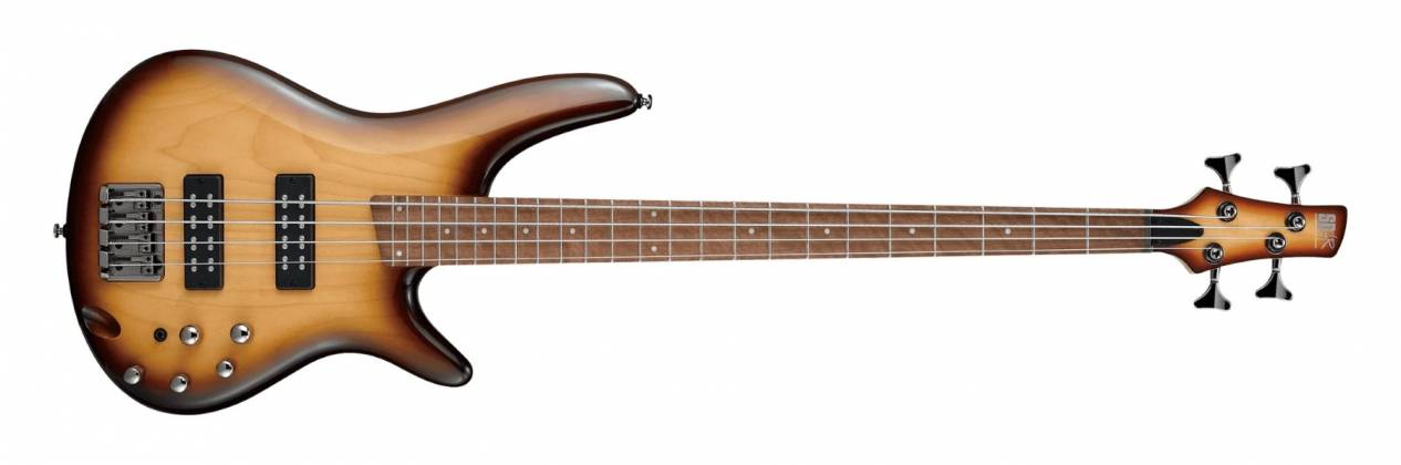 Ibanez SR370E-NNB 4 String RH Bass Guitar - Natural Browned Burst Product Image 2