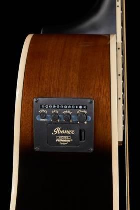Ibanez AEG1812II-DVS AEG Series 12 String RH Acoustic Electric Guitar-Dark Violin Sunburst High Gloss  Product Image 12