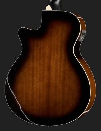 Ibanez AEG1812II-DVS AEG Series 12 String RH Acoustic Electric Guitar-Dark Violin Sunburst High Gloss  Product Image 5