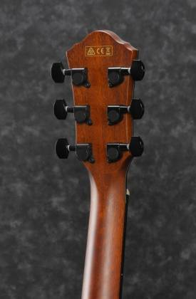 Ibanez AEWC 32 FM RSF 6 String RH Acoustic Electric Guitar-Red Sunset Fade aew-c-32-fm-rsf Product Image 4