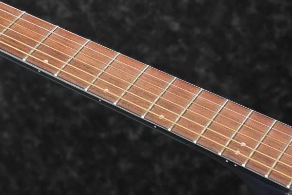 Ibanez AEWC400-IBB AEWC Series 6 String RH Acoustic Electric Guitar-Indigo Blue Burst High Gloss Product Image 8