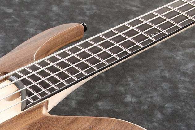 Ibanez AFR4WAP-NTF Premium Affirma 4 String RH Electric Bass with Case-Natural Flat (LTD QTY) Product Image 9