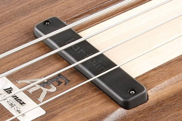 Ibanez AFR4WAP-NTF Premium Affirma 4 String RH Electric Bass with Case-Natural Flat (LTD QTY) Product Image 7