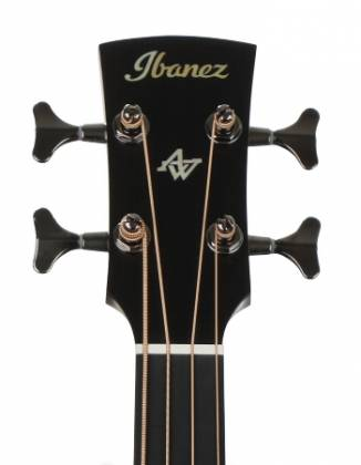 Ibanez AVNB1FE-BV Artwood Fretless 4-String RH Acoustic-Electric Bass-Brown Violin Product Image 3