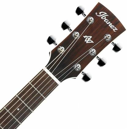 Ibanez AW54-OPN Artwood Series 6 String RH Acoustic Guitar-Open Pore Natural Product Image 7