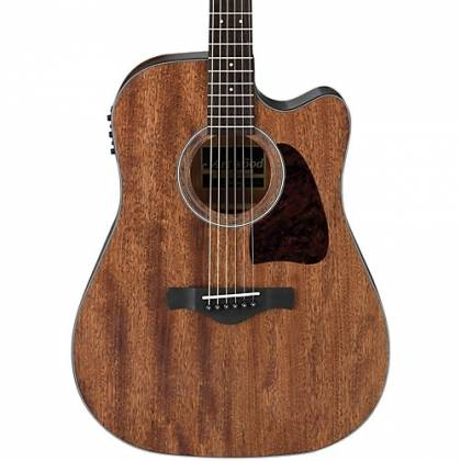 Ibanez AW54-OPN Artwood Series 6 String RH Acoustic Guitar-Open Pore Natural Product Image 3