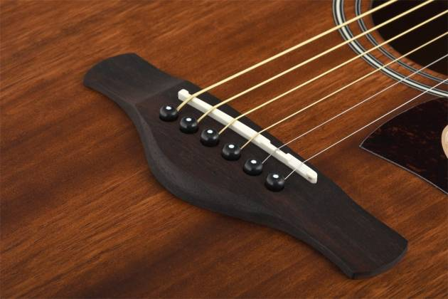 Ibanez AW54-OPN Artwood Series 6 String RH Acoustic Guitar-Open Pore Natural Product Image 5