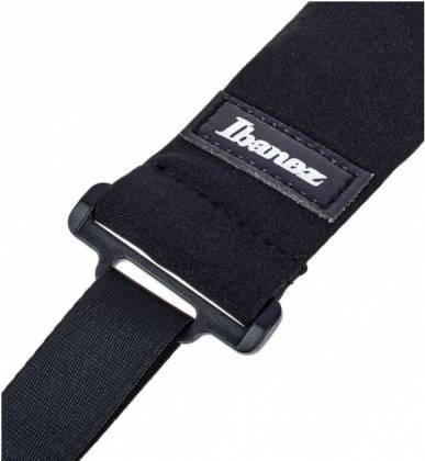 Ibanez GSF50-BK Powerpad Guitar Strap Product Image 7