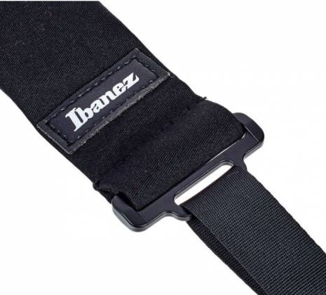Ibanez GSF50-BK Powerpad Guitar Strap Product Image 8