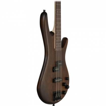 Ibanez GSR200B-WNF GIO Series 4 String RH Electric Bass-Walnut Flat Product Image 10