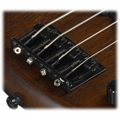 Ibanez GSR200B-WNF GIO Series 4 String RH Electric Bass-Walnut Flat Product Image 2