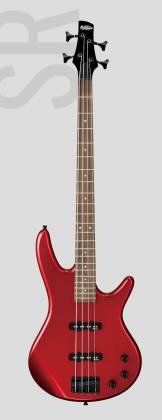 Ibanez GSR320-CA Gio Series 4 String RH Electric Bass-Candy Apple Product Image 2