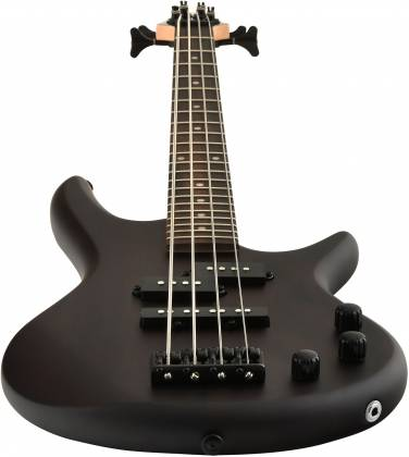Ibanez GSRM20B-WNF GIO Mikro 4 String RH Electric Bass-Walnut Flat Product Image 3