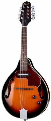 Ibanez M510E-BS A-Style Electric Acoustic Mandolin-Brown Sunburst High Gloss Product Image 3