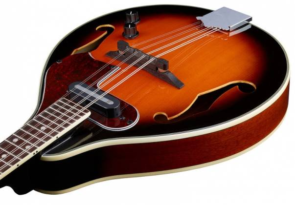 Ibanez M510E-BS A-Style Electric Acoustic Mandolin-Brown Sunburst High Gloss Product Image 8