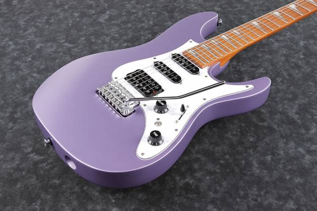 Ibanez MAR10-LMM Mario Camarena Signature 6 String RH Electric Guitar -Lavender Metallic Matte Product Image 6