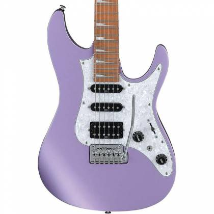 Ibanez MAR10-LMM Mario Camarena Signature 6 String RH Electric Guitar -Lavender Metallic Matte Product Image 5
