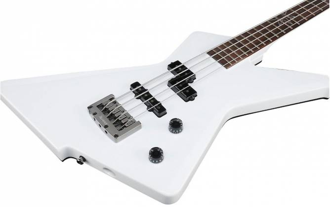 Ibanez MDB4-WH Mike D-Antonio Signature 4 String RH Electric Bass-White Product Image 6
