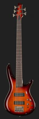 Ibanez SR375E-AWB-d Soundgear 5-String RH Electric Bass-Antique Whiskey Burst (discontinued clearance)  (Prior Year Model) Product Image 2
