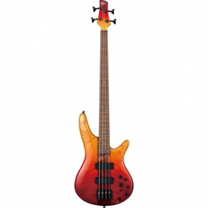 Ibanez SR870-ALG Soundgear Series 4-String RH Electric Bass-Autumn Leaf Gradation Product Image 2