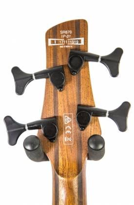 Ibanez SR870-ALG Soundgear Series 4-String RH Electric Bass-Autumn Leaf Gradation Product Image 9