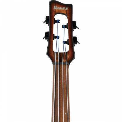 Ibanez UB804-MOB Workshop Series Upright Electric Double Bass-Mahogany Oil Burst Product Image 7