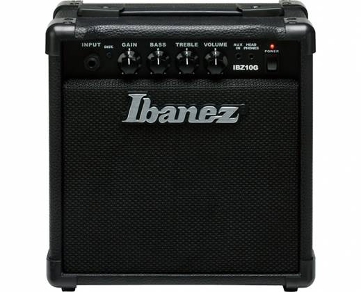 Ibanez IBZ10G-N IBZ Series 10 Watt Electric Guitar Amplifier Product Image 2