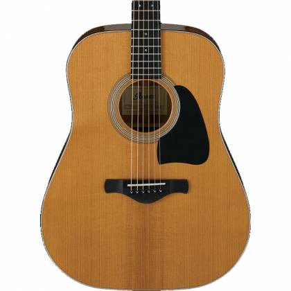 Ibanez AVD60-NT Artwood Vintage Thermo Aged Acoustic 6 String Guitar - Natural High Gloss Product Image 2