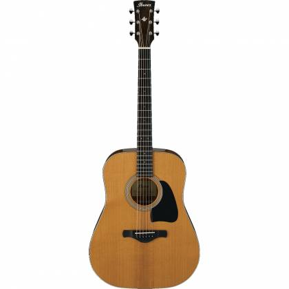Ibanez AVD60-NT Artwood Vintage Thermo Aged Acoustic 6 String Guitar - Natural High Gloss Product Image 3