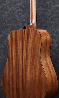 Ibanez AVD60-NT Artwood Vintage Thermo Aged Acoustic 6 String Guitar - Natural High Gloss Product Image 5