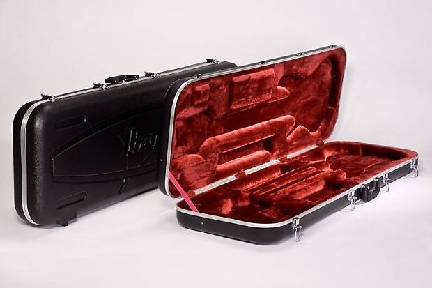 Ibanez MB300C Electric Bass Guitar Hard-shell Case Product Image 5