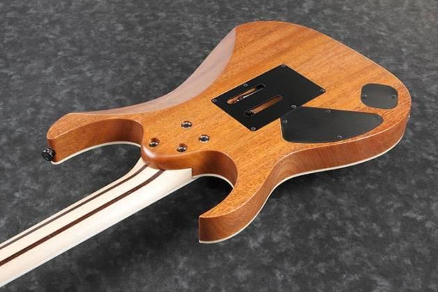 Ibanez RGR5220M-TFG Prestige 6 String Electric Guitar - Transparent Fluorescent Green Product Image 4