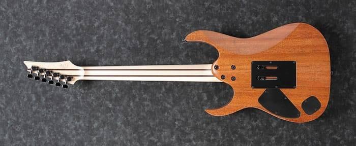 Ibanez RGR5220M-TFG Prestige 6 String Electric Guitar - Transparent Fluorescent Green Product Image 6