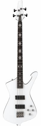 Ibanez SDB3PW Sharlee D'Angelo Signature Series 4 String Electric Bass - Pearl White Product Image 2
