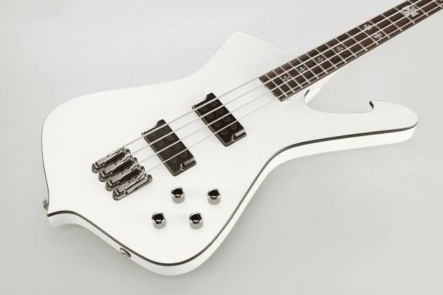 Ibanez SDB3PW Sharlee D'Angelo Signature Series 4 String Electric Bass - Pearl White Product Image 4