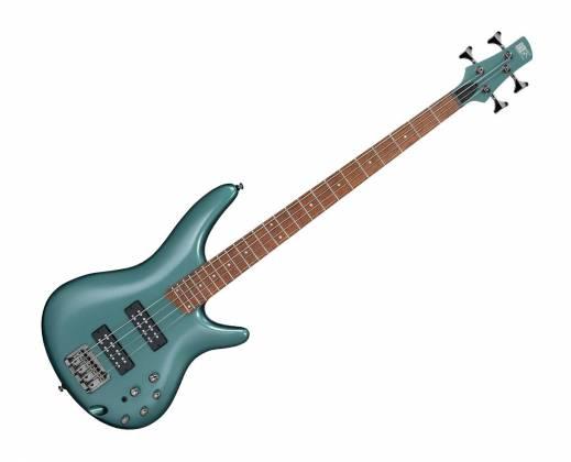 Ibanez SR300E-MSG SR Standard Series 4 String Electric Bass - Metallic Sage Green Product Image 4