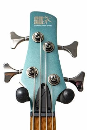 Ibanez SR300E-MSG SR Standard Series 4 String Electric Bass - Metallic Sage Green Product Image 5