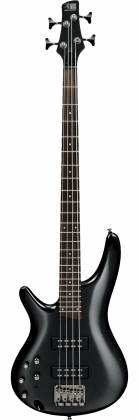 Ibanez SR300E-IPT SR Standard Series 4 String Electric Bass - Iron Pewter Product Image 2