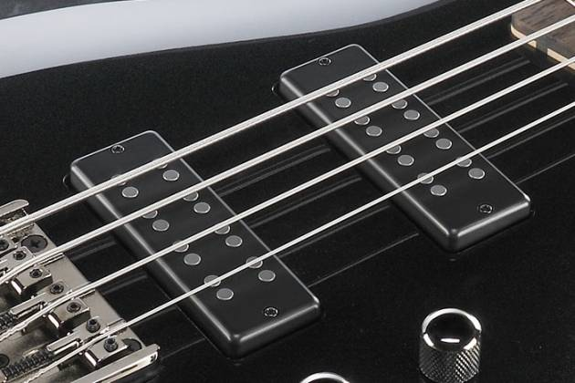 Ibanez SR300E-IPT SR Standard Series 4 String Electric Bass - Iron Pewter Product Image 4
