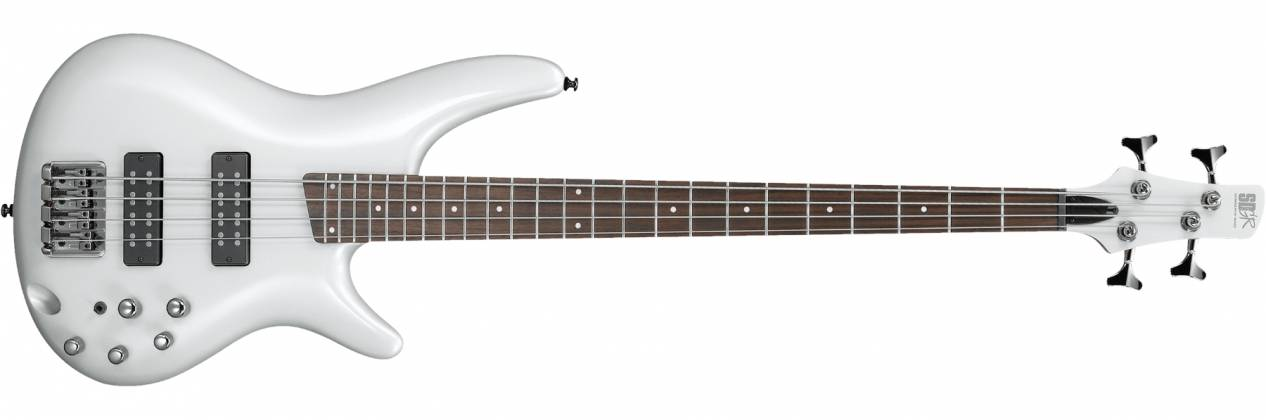 Ibanez SR300E-PW SR Standard Series 4 String Electric Bass – Pearl White Product Image 3