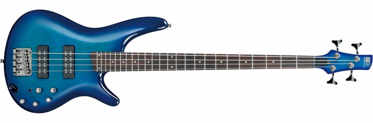 Ibanez SR370ESPB SR Soundgear 4 String RH Electric Bass Guitar -  Sapphire Blue Product Image 3