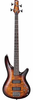 Ibanez SR400EQMDEB SR Standard 4 String RH Electric Bass - Dragon Eye Burst Product Image 2