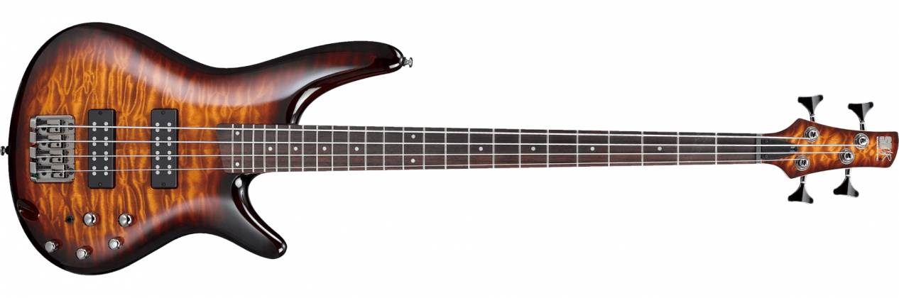 Ibanez SR400EQMDEB SR Standard 4 String RH Electric Bass - Dragon Eye Burst Product Image 3