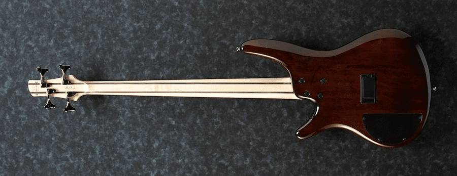 Ibanez SR400EQMDEB SR Standard 4 String RH Electric Bass - Dragon Eye Burst Product Image 6